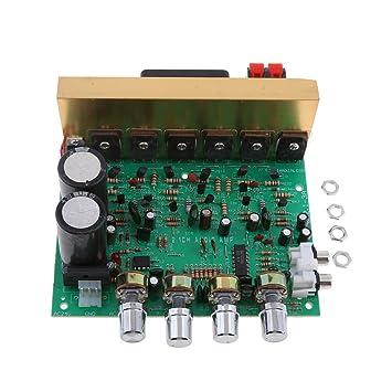 Homyl 200w 21 Channel Subwoofer Audio Amplifier Board Amazonde