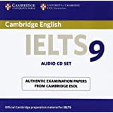 Cambridge IELTS 9 Audio CDs (2): Authentic Examination Papers from Cambridge ESOL