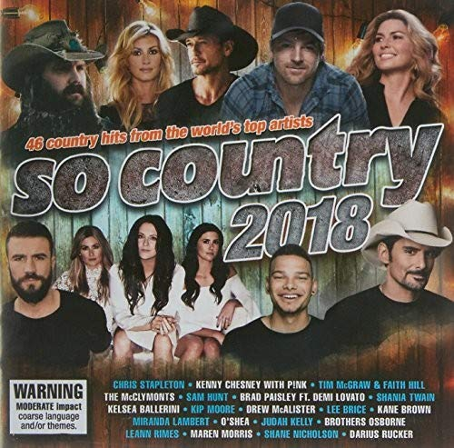 So Country 2018 / Various
