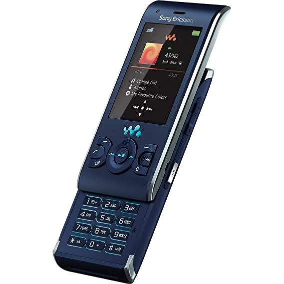 amazon com sony ericsson w595 quad band cell phone unlocked rh amazon com Sony Ericsson W380 Sony Ericsson W810