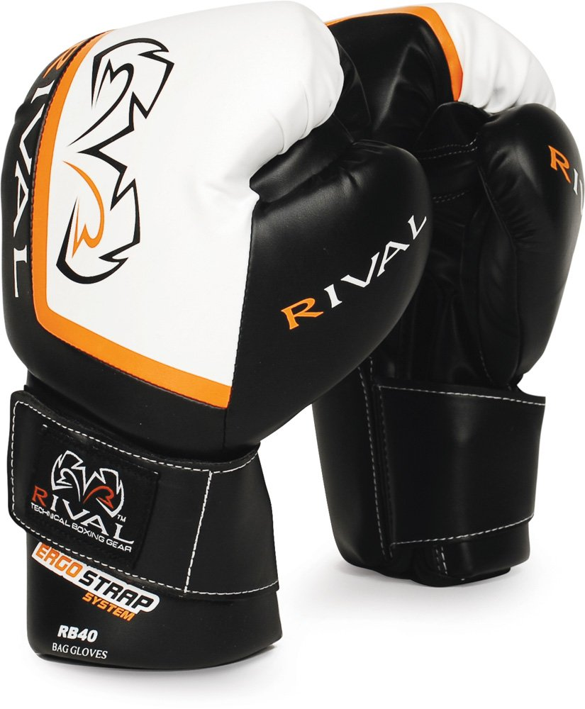 Rival Fitness Bag Gloves Black