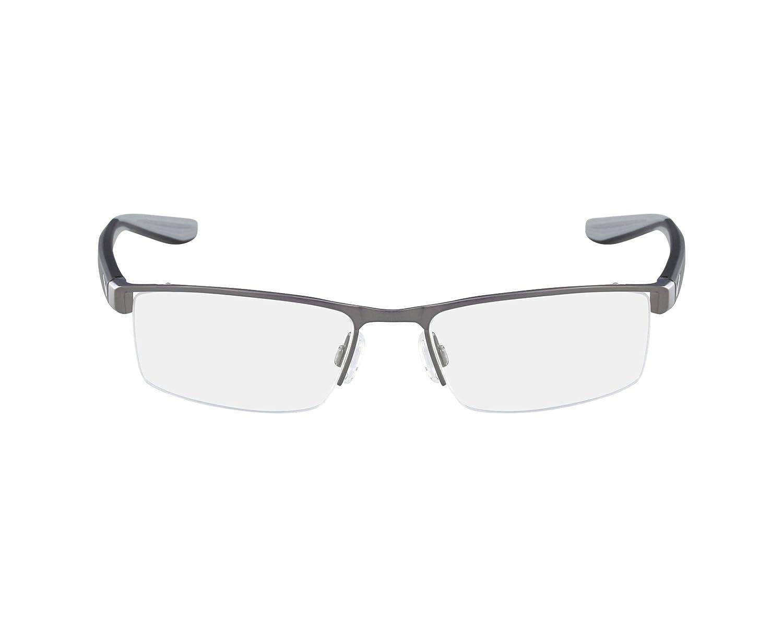 188dfbdd1b Amazon.com  Eyeglasses NIKE 8173 065 GUNMETAL  Sports   Outdoors