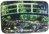 RFID Secure Armored Wallet - Fine Art 1, Lily Bridge