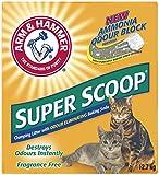 Best Super Pet Litters - Arm & Hammer Cat Litter Super Scoop Clumping Review