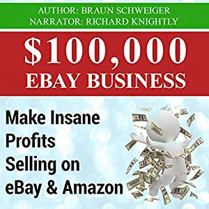 $100,000 eBay Business Audiobook