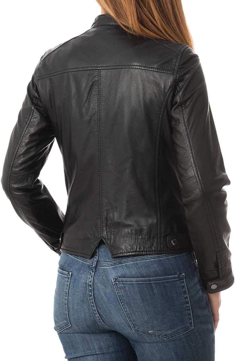Skin2Fashion Womens Leather Jacket 248