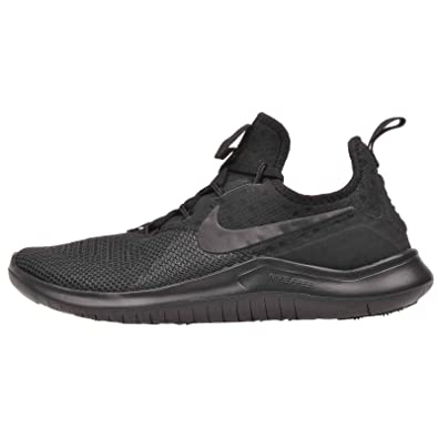 8ae4233174096 Nike Women's Free Trainer 8 Cross Training Shoes (8, Black/Black-Black)