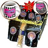 3dRose Janna Salak Designs Worlds Best, Worlds Best Grandma, Coffee Gift Baskets