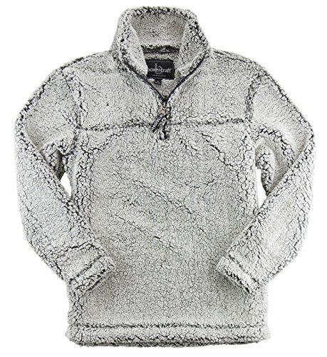 Thing need consider when find fuzzy quarter zip pullover?