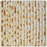 3dRose LLC 8 x 8 x 0.25 Inches Mouse Pad, Matzah Bread Texture Photo For Passover Pesach Funny Jewish Humor Humorous Matzo Judaism Food (mp_112943_1)