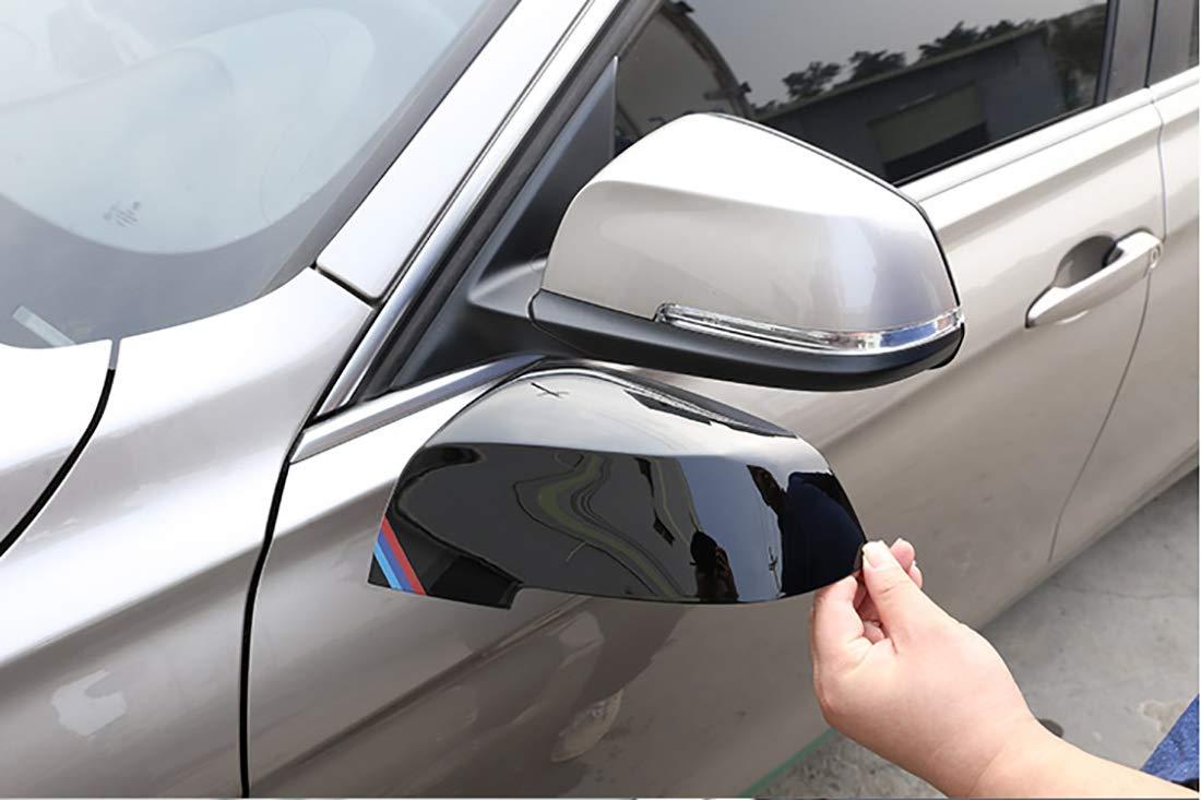 2 pezzi per F20 F30 F31 F21 F22 F23 F32 F33 F34 F35 X1 E84 copertura specchietto retrovisore auto serie 1 2 3 4