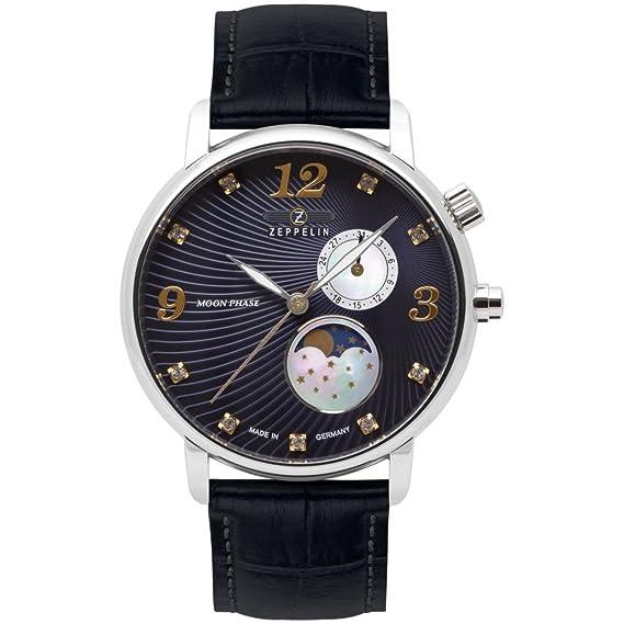 Zeppelin reloj mujer Luna 7637-3