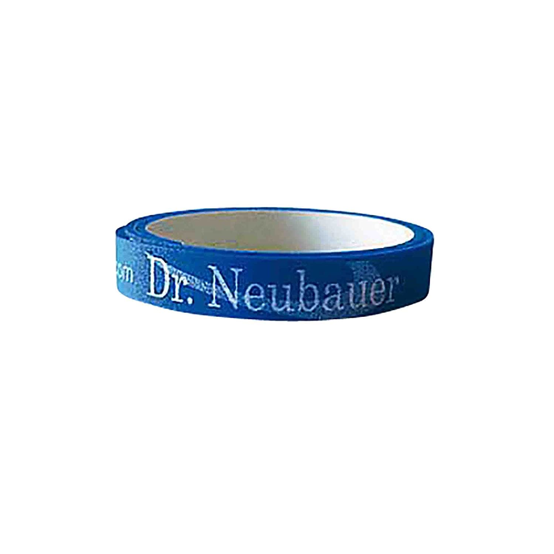 DR. NEUBAUER Edge Tape 9mm 1 bat options St blue 21746500