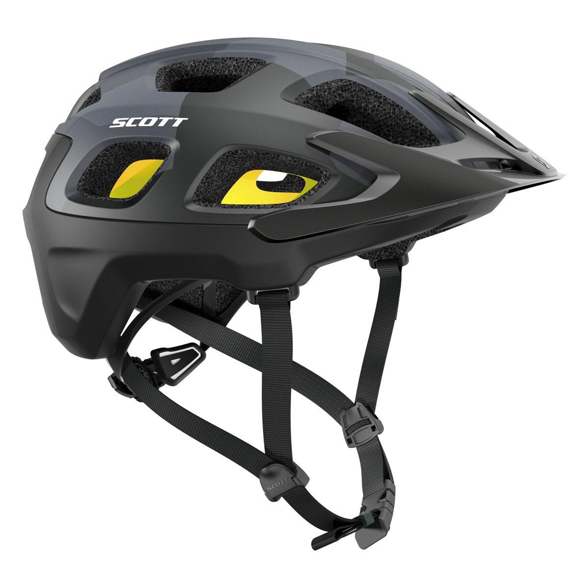 Scott Vivo PLUSバイクバイクヘルメット - ブラックカモミディアム   B019FIBVKK