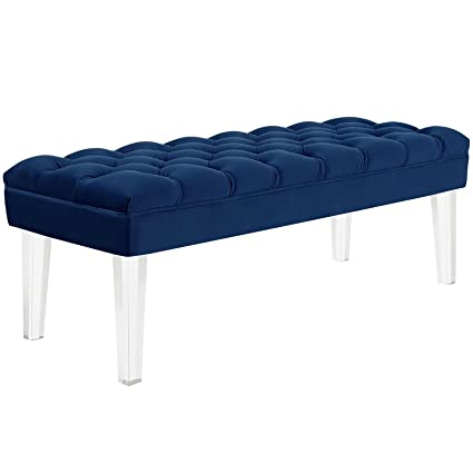 d9693d8e77073 Amazon.com  Modway Valet Luxury Button Tufted Upholstered Bedroom Or ...