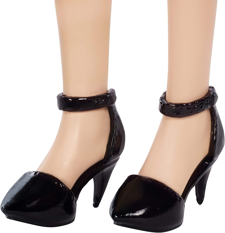 Barbie Fashionista - Muñeca con pelo negro y mechas verdes (Mattel FXL50)