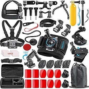 Amazon.com: gogolook Kit de accesorios de cámara para GoPro ...