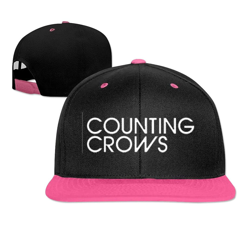 KOU dope Counting Crows logo 2016 Opeeda Adjustable Hip Hop Hats Caps For Men/Women