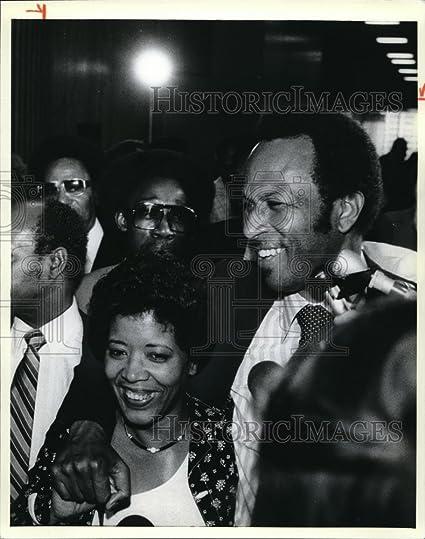 Amazon.com: Vintage Photos 1979 Press Photo George Forbes ...