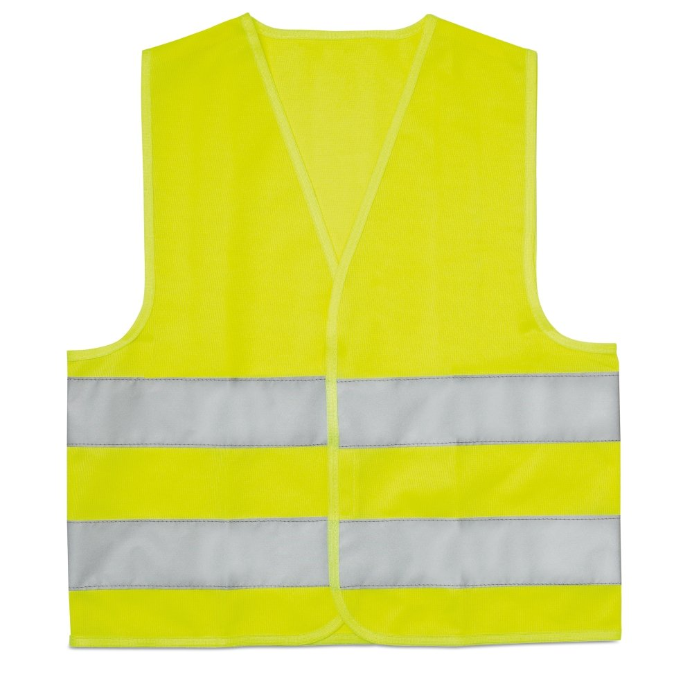 CE Approved Reflective Yellow Jacket
