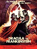 Dracula Vs. Frankenstein From Left: Zandor Vorkov John Bloom 1971 Dvf_Ka(Dvf_Ka.Jpg) Movie Poster Masterprint (11 x 17)