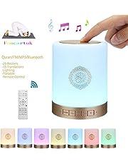 Coran Quran Touch Lampe Haut-Parleur Enceinte Islamique Azan/Musulman avec 8GB Carte