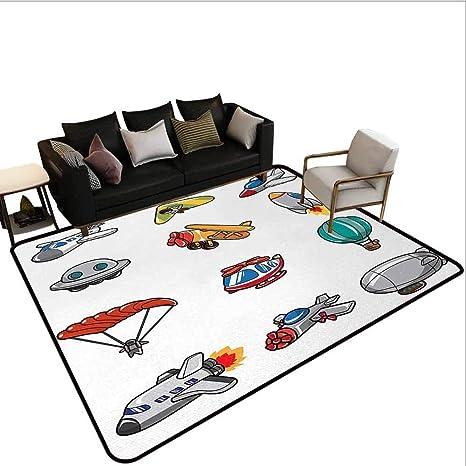 Amazon.com: Home & Kichen - Alfombra para sala de estar ...