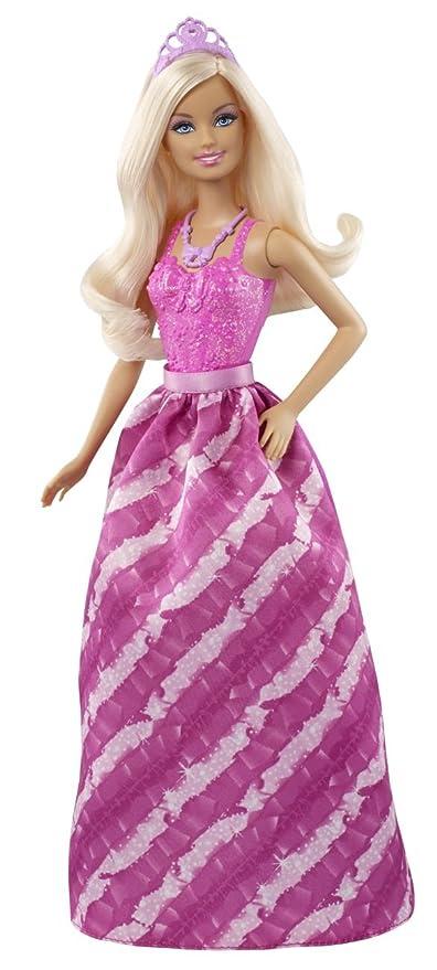 Amazon.es: Mattel - Muñeca Fashion Barbie (X9440): Juguetes ...