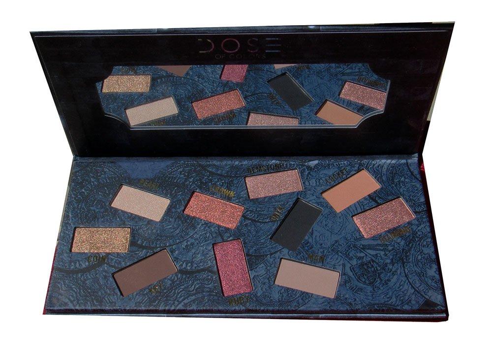 Dose of Colors Hidden Treasures Eyeshadow Palette