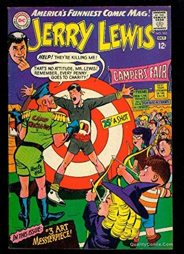 Adventures of Jerry Lewis #102 VF 8.0