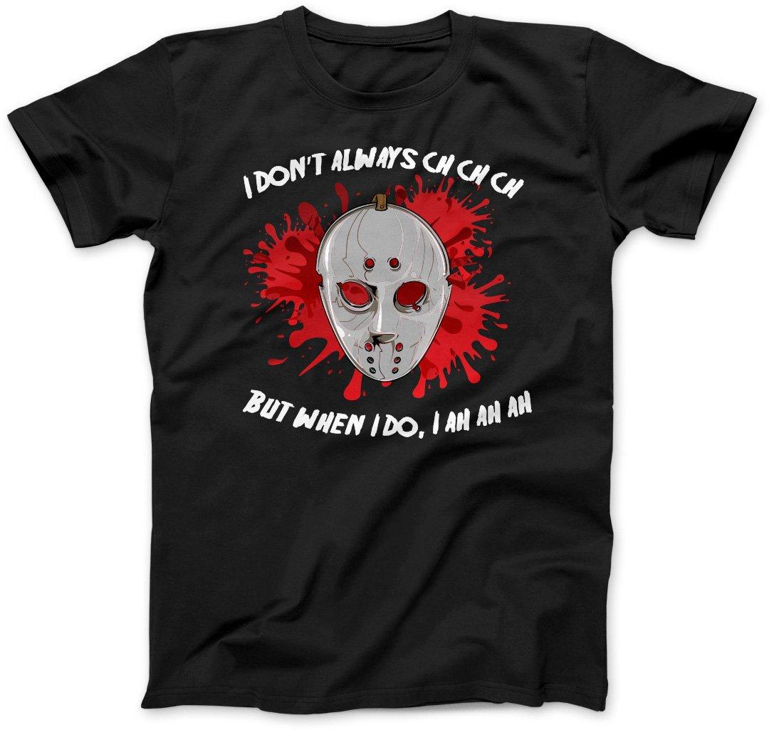 S Friday The 13th Ch Ch Ah Ah Halloween T Shirt 7810