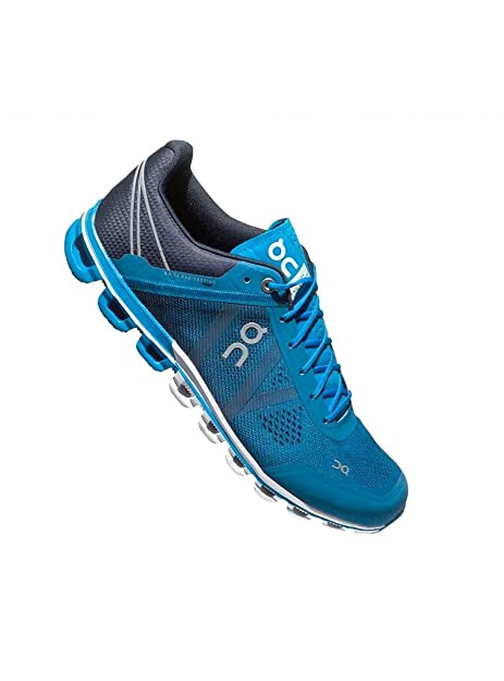 Zapatillas On Running Cloudflow River Navy Hombre 45 Azul: Amazon.es: Zapatos y complementos