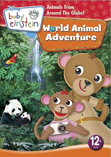 baby einstein world animals - 3