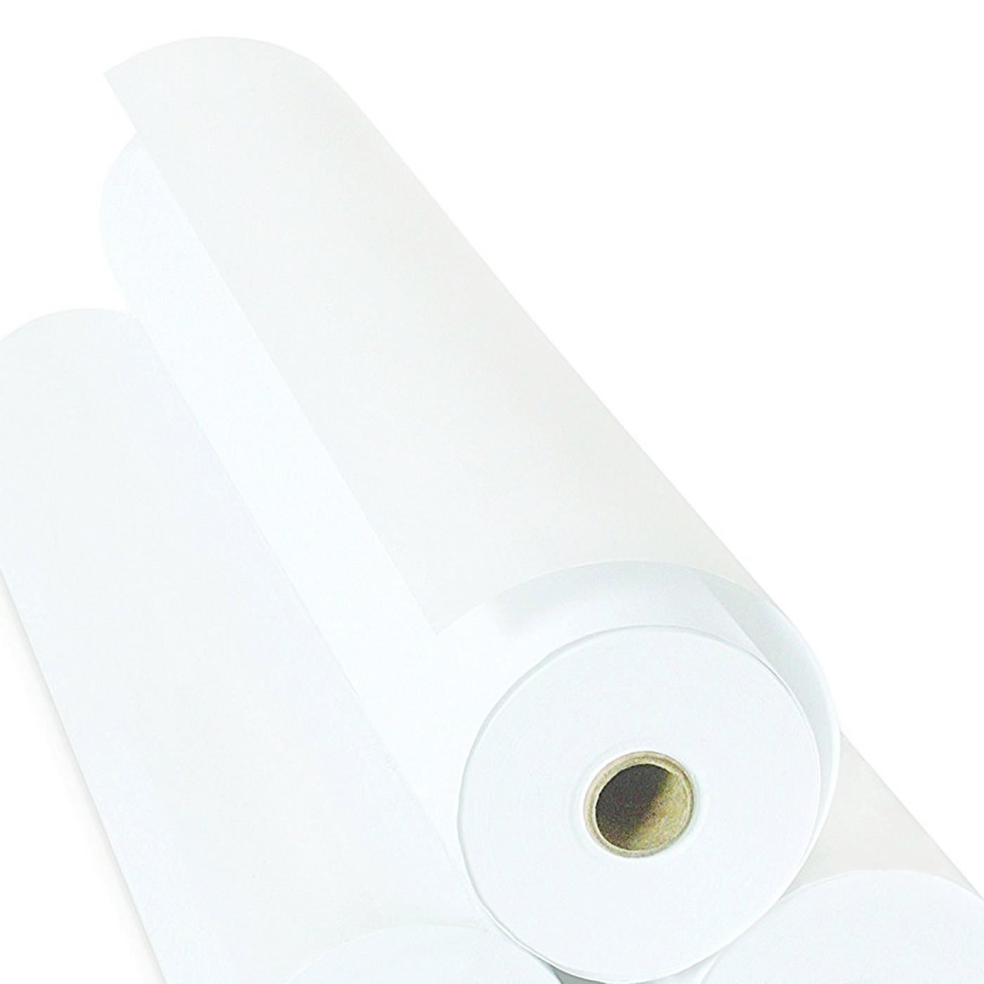 White Drawing Paper Roll 20m by 30cm Be Creative