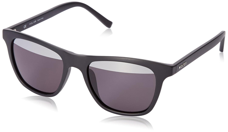 By S1936v Eyewear Vision Silver Mirrored Grey Police De Rigo Black WeCxdBor