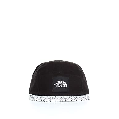 The North Face TNF Five Panel Ball Gorra, Hombre, Negro ...