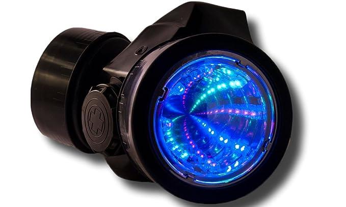 Amazon.com: tryptix de los hombres LED enmarcado en negro ...