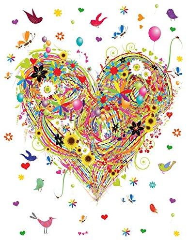 Heart Design: Blankbook (Blankbook (RB906))