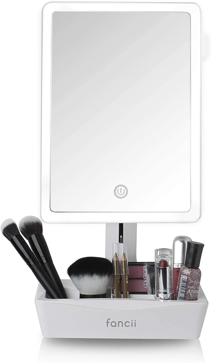 Fancii 10X Lighted Tabletop Makeup Mirror Reviews
