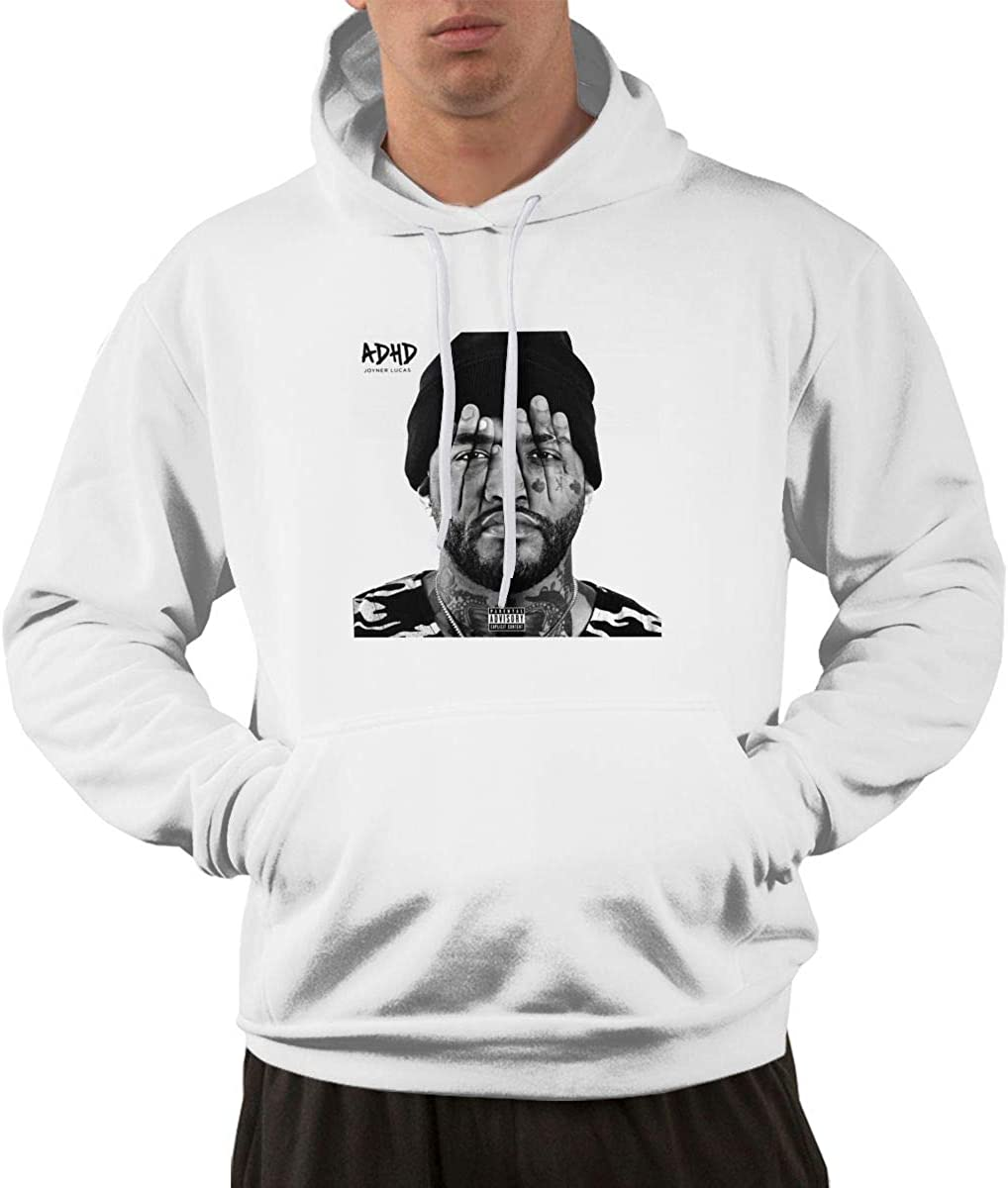 Amazon.com: RyanCSchmitt Joyner Lucas Unisex Hoodie Sweatshirt 3D Printed  Hoodies Pullover Sweatshirt with Pockets: Clothing