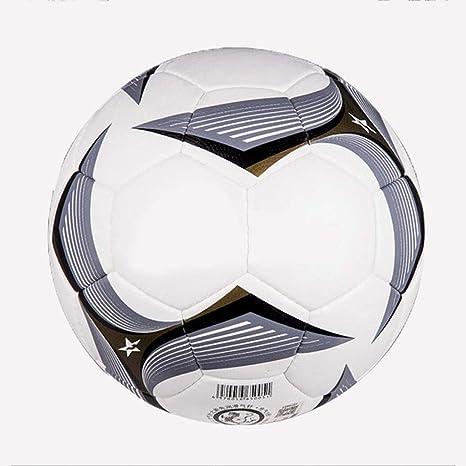 77EQU Balón de fútbol para Entrenamiento de 5º Juego, Resistente ...