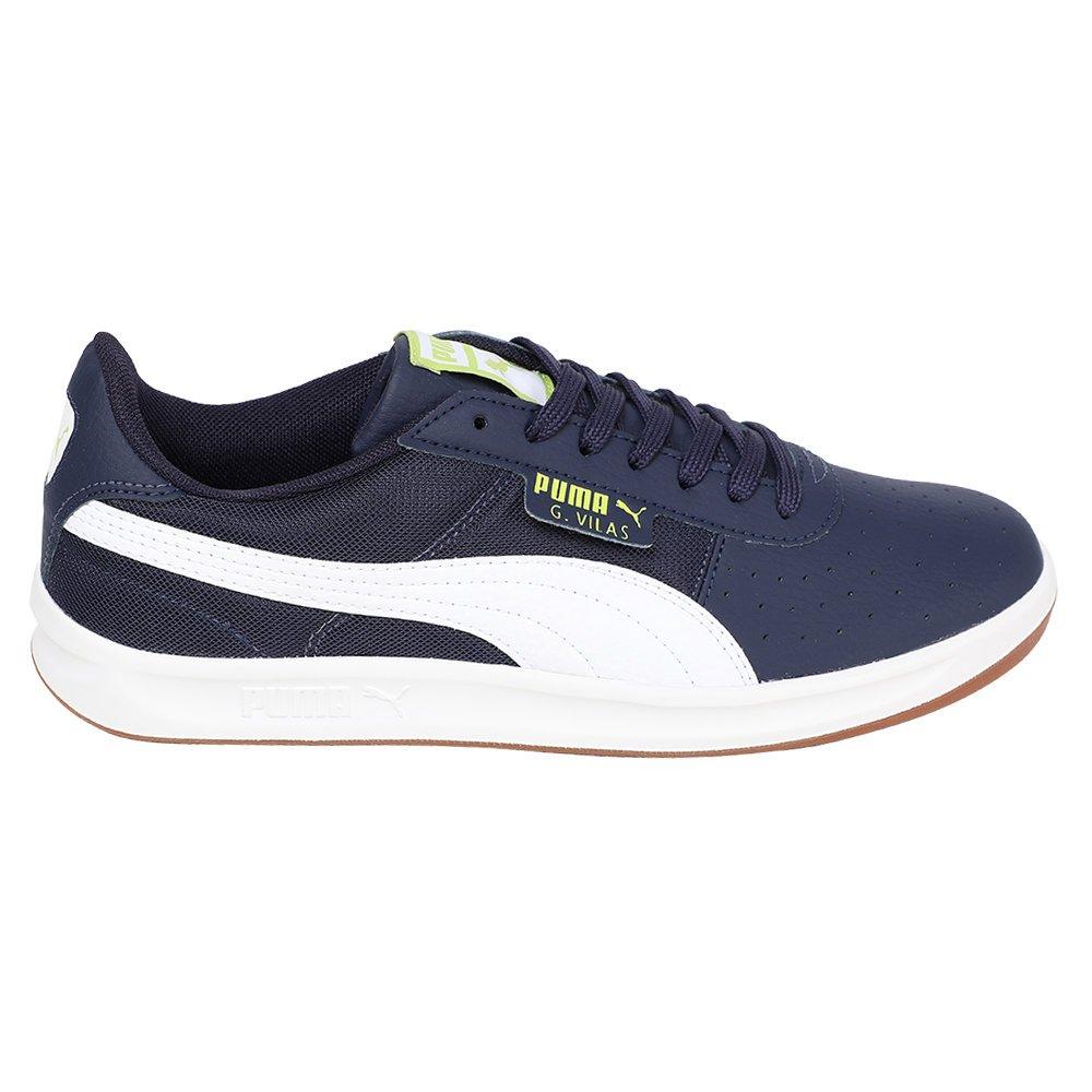 7b1648c5c5bec Puma Blue Men's G. Vilas 2 Core IDP Sneakers: Buy Online at Low ...