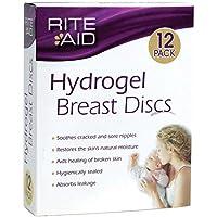 RITE AID Hydrogel Breast Discs Pack 12