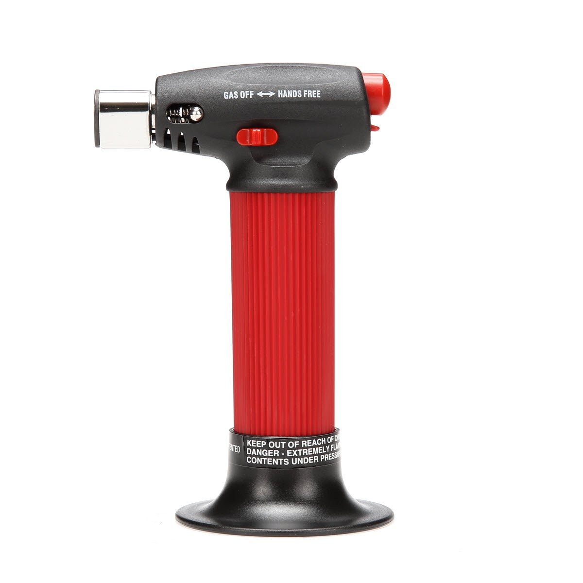 Master Appliance Table Top Microtorch with Plastic Tank