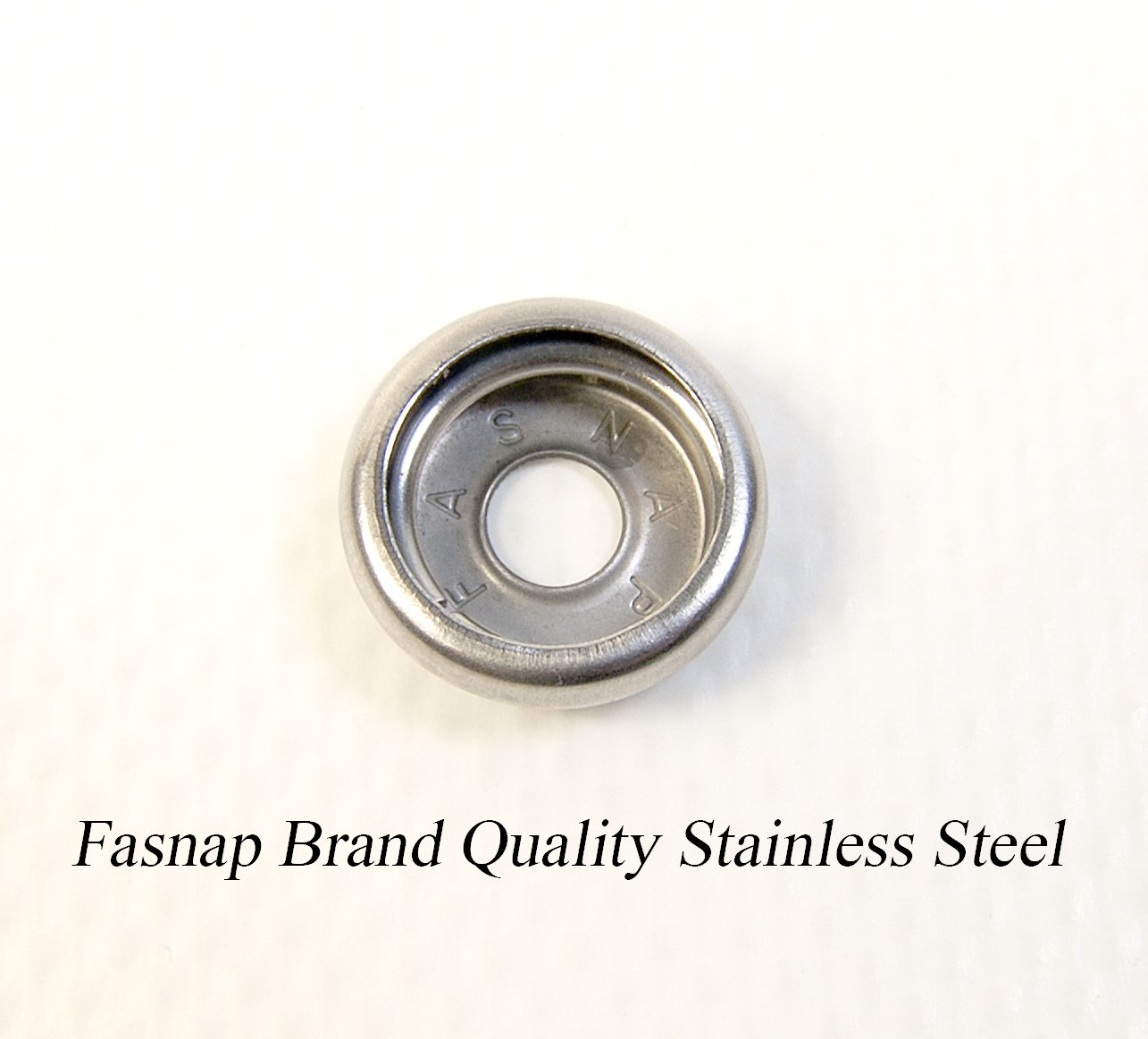 Stainless Steel Caps & Sockets, Marine Grade, 50 Piece Set by Fasnap (Image #6)