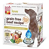 The Honest Kitchen Love Grain Free Dog Food - Natural Human Grade Dehydrated Dog Food, Beef, 2 lbs (Makes 8 lbs)