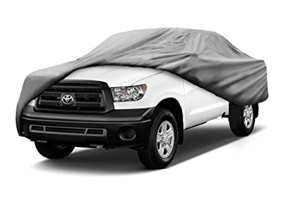 Toyota Tacoma Truck >> Amazon Com 3 Layer All Weather Truck Cover Fits Toyota Tacoma