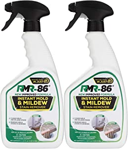RMR-86 Instant Mold Stain & Mildew Stain Remover (2 Pack - 32 oz)