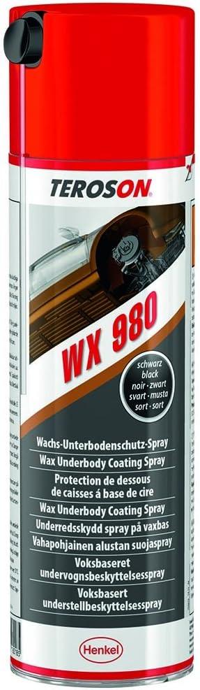 Teroson 794867 Unterbodenschutz Wx 980 500 Ml Schwarz Auto