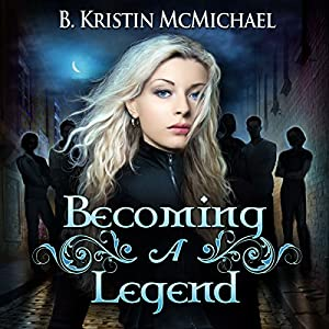Becoming a Legend Audiobook